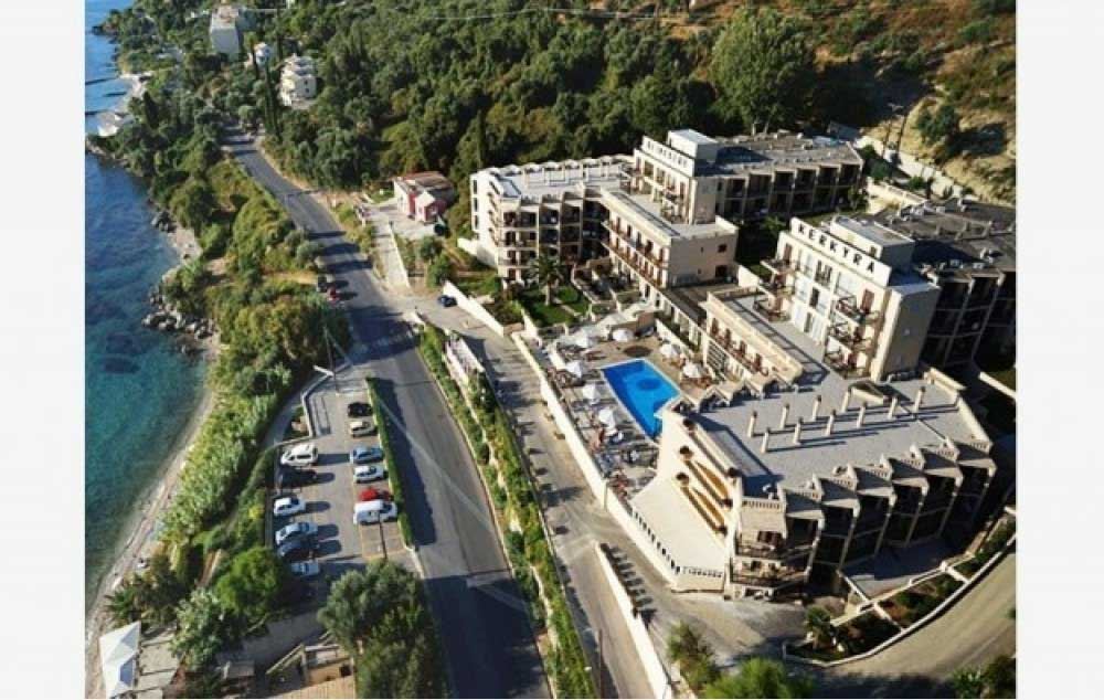 BELVEDERE HOTEL 3* / AG.IOANNIS PERISTERON