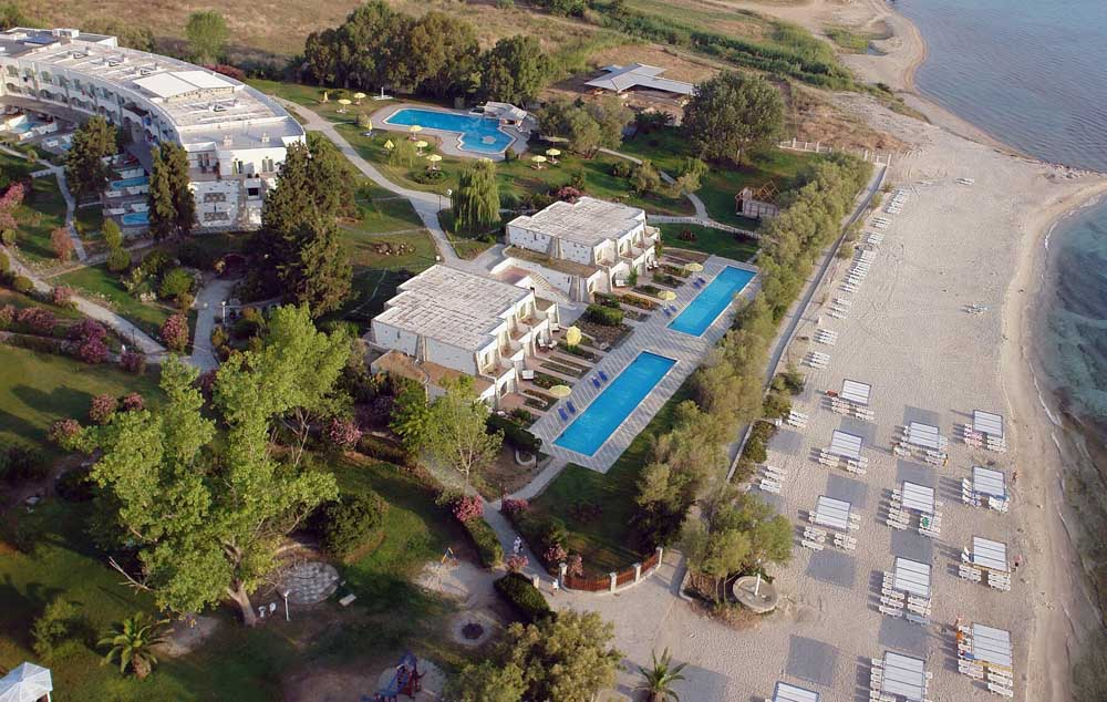 Theophano Imperial Palace 5* G-hotels/ Kalithea